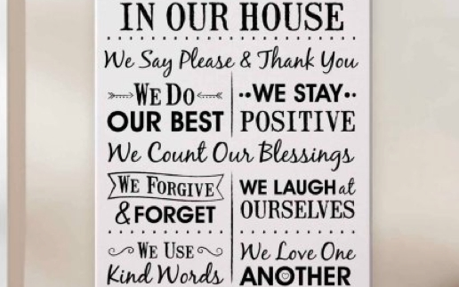 Captivating House Rules